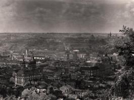 Вигляд Львова, 1925 р.