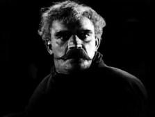 Амвросій Бучма в ролі Гордія Ярощука, фільм «Нічний візник», 1928 р.