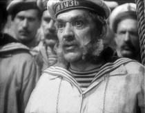 Амвросій Бучма в ролі Олексія Басманова у фільмі «Іван Грозний», 1945 р.