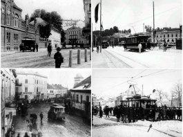 Львівський трамвай в ХІХ ст.: кінний, паровий та електричний