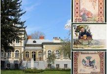 Музей Михайла Грушевського у Львові запрошує на виставку Великодніх поштівок