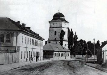 4- Вигляд Церкви Св. Параскеви у другій половині ХІХ століття