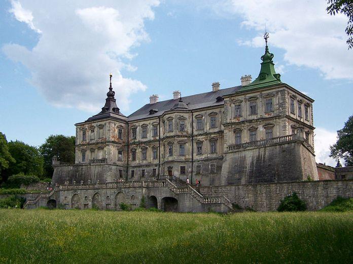 Підгорецький замок. Фото з https://uk.wikipedia.org