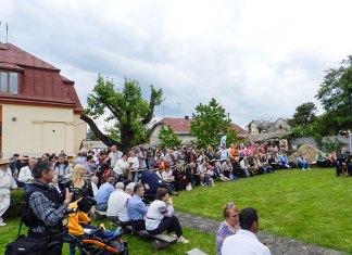 Фестиваль сиру і бринзи в Винниках