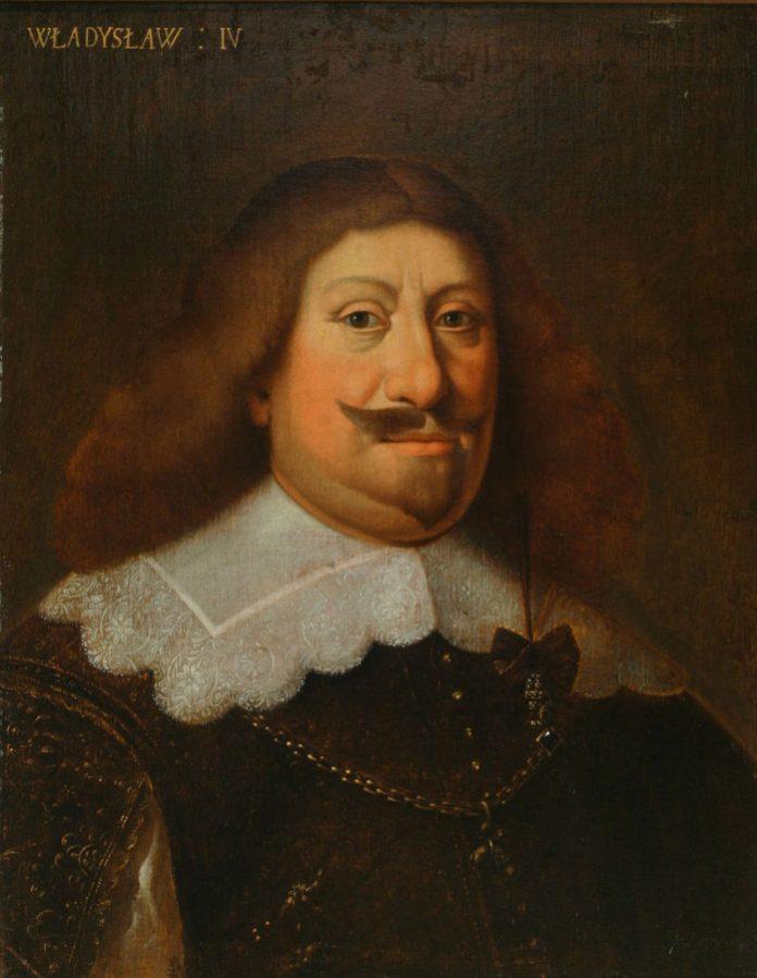 Король Владислав IV. Фото з https://uk.wikipedia.org