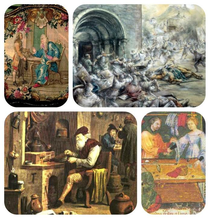 10 записів з життя львівського купця XVII століття