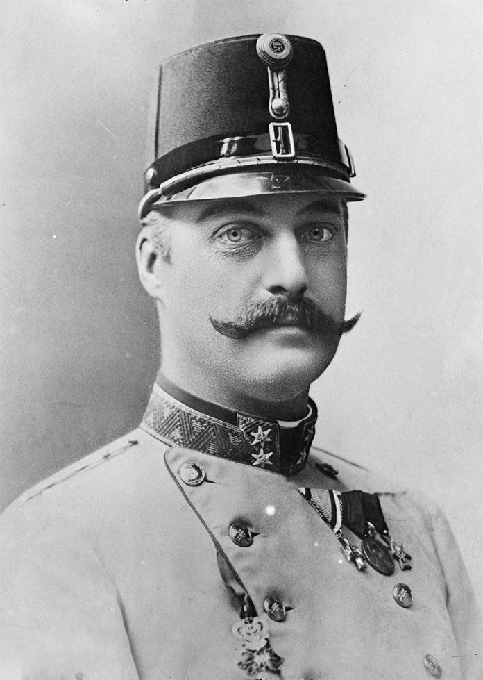 Ерцгерцог Леопольд Сальватор Габсбург-Тоскана. 1905