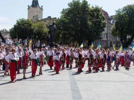 Як у Львові гопак танцювали