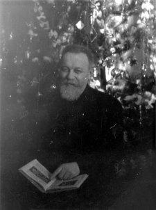 Отець Величковський між двома ув´язненнями, 1960 р.