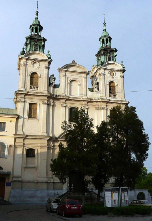 Костел Св. Марії Магдалени
