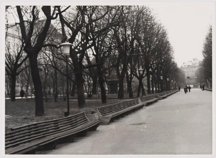 Львів, проспект Леніна (тепер проспект Свободи), фото 1976 року