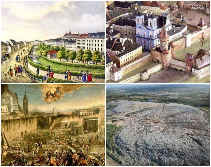 Історія львівського сміття: куди львів'яни дівали відходи у давнину