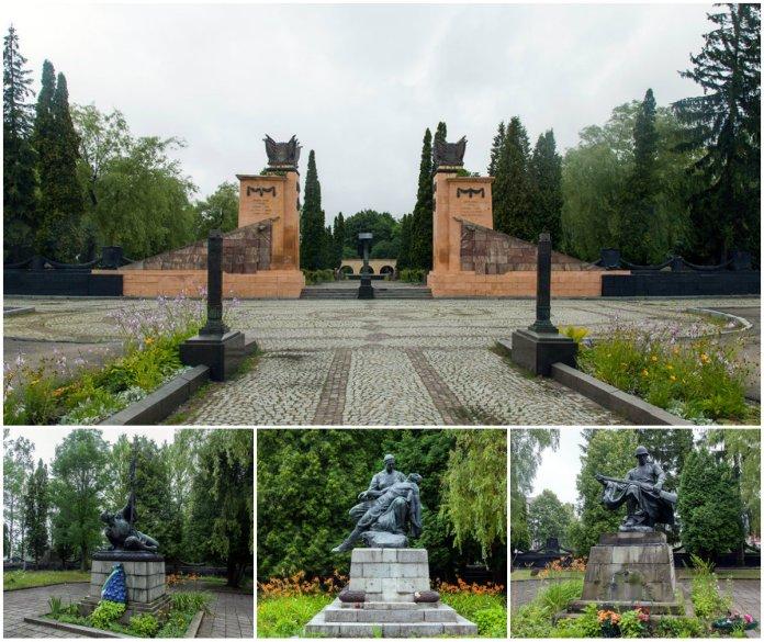 Пагорб Слави у Львові, або столітня історія військового поховання