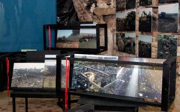 Експозиція виставки «Україно моя»