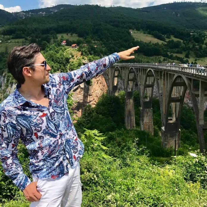 Міст Джорджевіча в Чорногорії – неймовірної краси!