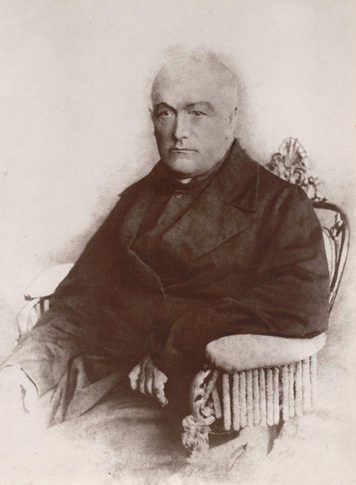 Григорій Савчинський (1802-1888), дідусь Соломії з боку матері.