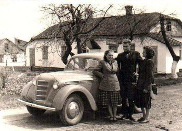 Сталінський Луцьк також мав свою моду