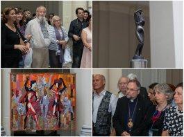 У Львові відкрилась виставка творів художників діаспори