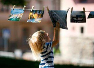Фотовиставка просто неба «На прищепках» збиратиме гроші для хворих дітей