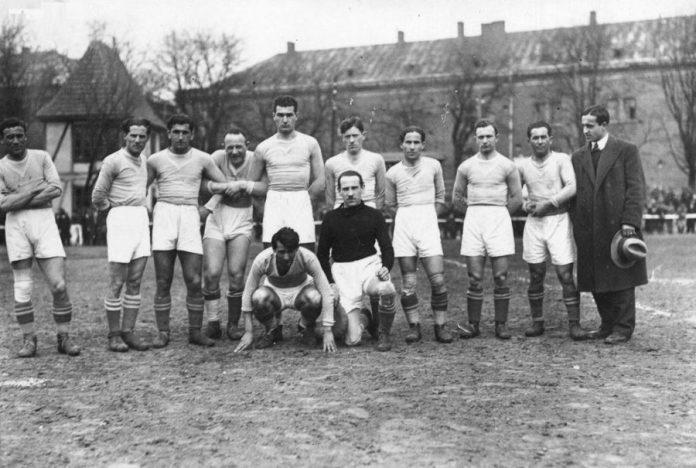 "Члени команди ""Гасмонея"", 1935 р."