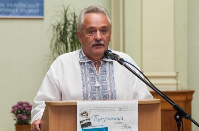 Ректор ЛДУФК, доктор педагогічних наук, професор Євген Приступа