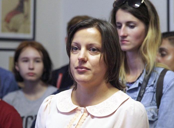 Молодший науковий співробітник Надія Ленько-Кінаш