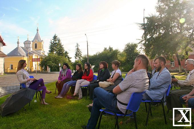 Публічна лекція про маґдебурзьку історію міста Луцька