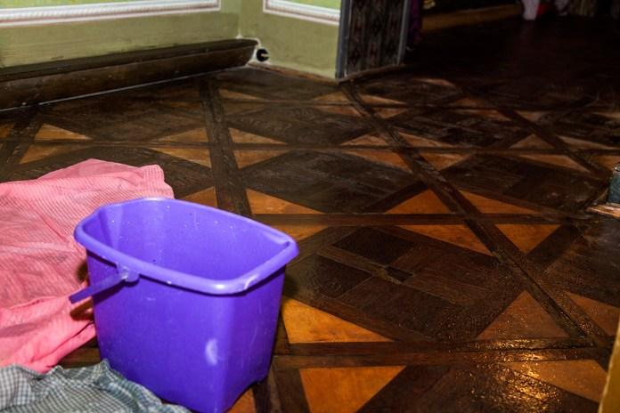 Затоплені приміщення Музично-меморіального музею Соломії Крушельницької
