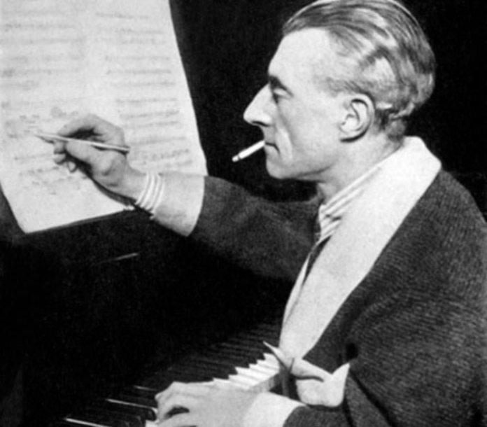 Моріс Равель (1875-1937) – французький композитор