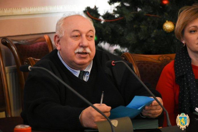 Урочисте спецпогашення маркованого конверта з нагоди 80-річчя від дня народження В'ячеслава Чорновола