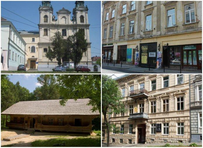 Цього року у Львові розбудують «Шевченківський гай» та візьмуться за дворики театрів