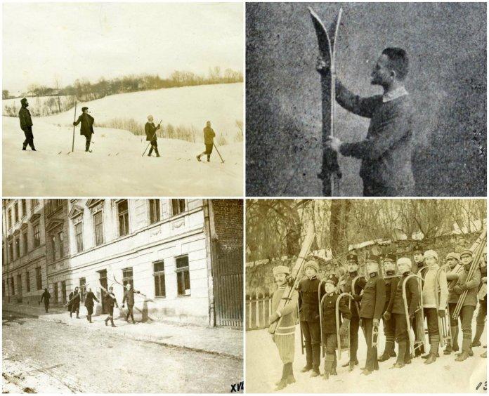 Маловідомі сторінки з історії лещетарства у Львові, або як Іван Боберський організовував дозвілля взимку