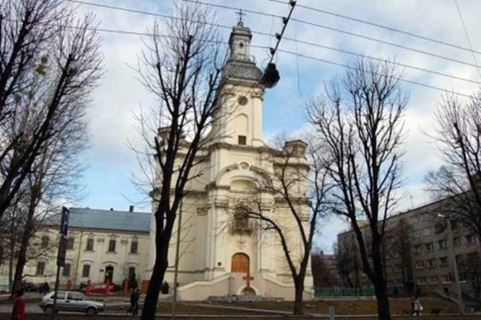 Храм Святої Трійці