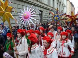 Хода звіздарів у Львові