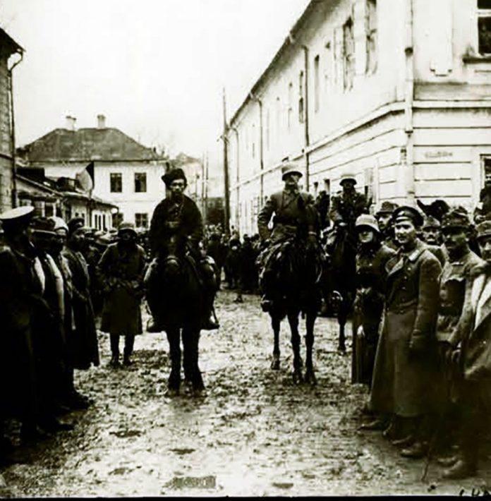 Броди, фото з австрійського архіву,1916-1918 рр.