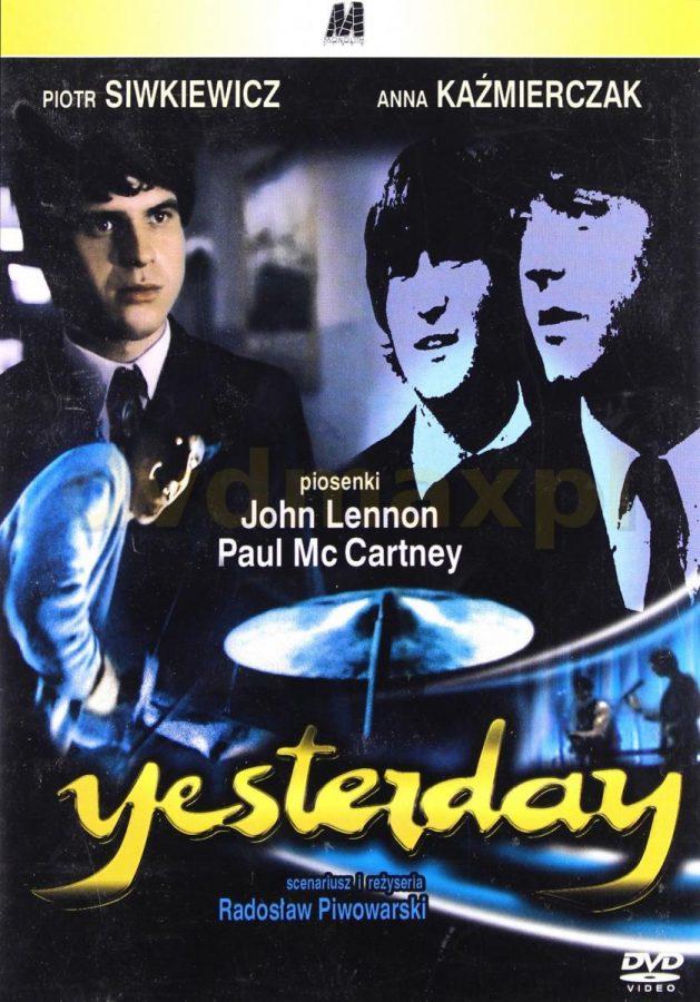 "Постер до ""Yesterday"". Фото з https://pl.wikipedia.org"