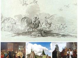 """Шалені шляхтичі під Львовом, або """"куряча війна"""" і образи короля"""