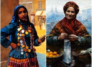 Як жилося євреям та циганам Галичини 150 років тому?