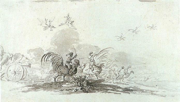 """Кокоша війна"". Фото з https://uk.wikipedia.org"