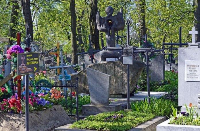 Янівський цвинтар