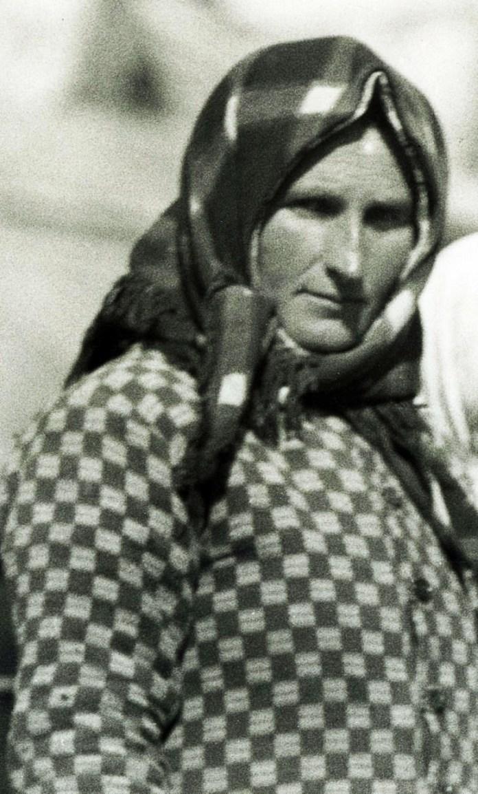 Мешканці Золочева, 1934 р. Автор фото Луіза Арнер Бойд