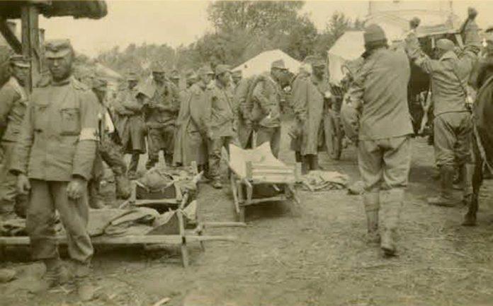 м. Сокаль, 1916-1918 рр. Австрійський державний архів.