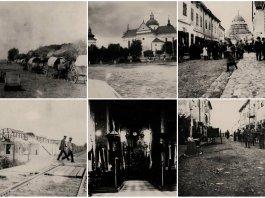 Жовква на невідомих фотографіях часів Першої світової війни