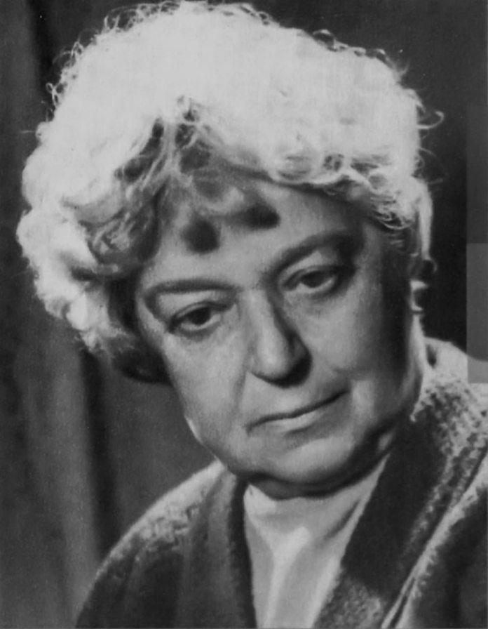 Лідія Веніамінівна Голембо