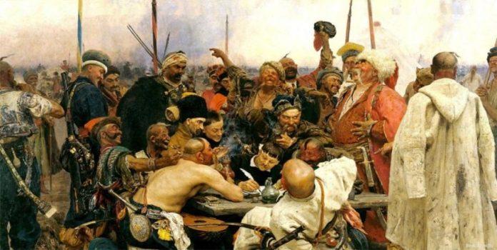 Варіант козацької наради. Фото з https://espreso.tv