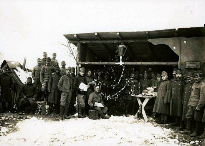 Підкамінь часів Першої світової війни