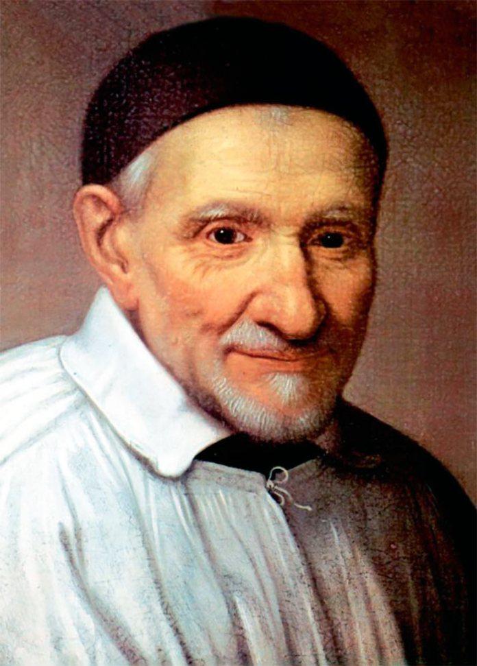 Св. Вікентій де Поль