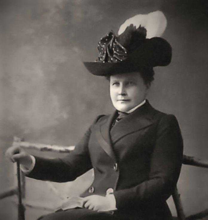 Мімі – Марія з Фредрів графиня Шембек (1862-1937)