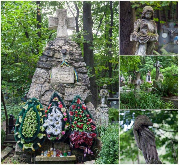 Цвинтар на Старому Знесінні, який врятувала Стрілецька могила