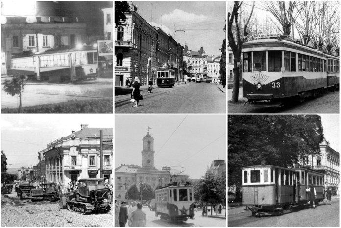 Історія буковинського трамваю. Частина четверта